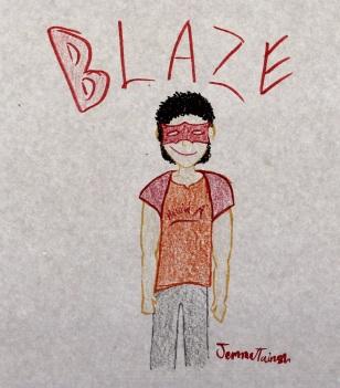 Blaze - Jemma